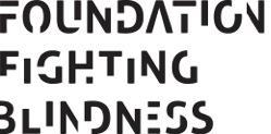 Foundation Fighting Blindness bw